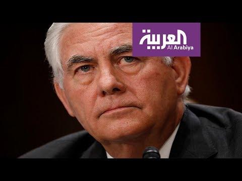 وزير خارجية قطر يزور واشنطن ويلتقي تيلرسون