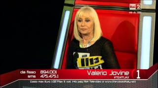 VALERIO JOVINE RED RED WINE THE VOICE