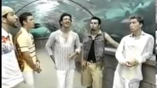 Nsync Live Acapella This I Promise You width=