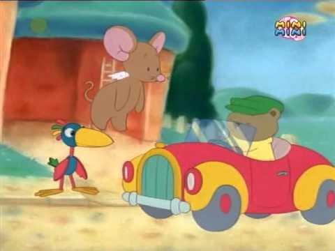 Mysz Aniołek - Mój przyjaciel Mysz Aniołek