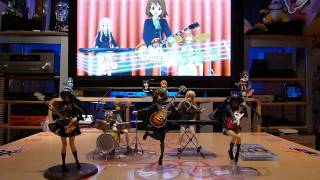 K-ON Ho-kago Tea Time 5-D Live Gig in Germany