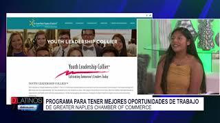 Conozca el programa Youth Leadership Collier para jóvenes estudiantes