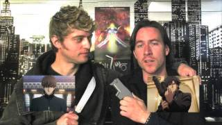Fate/Zero English Cast Greeting: Crispin Freeman & Matt Mercer
