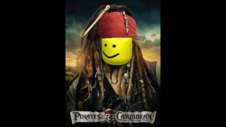Pirates OOF the Caribbean