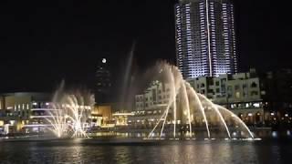 Dubay - Fountain Show - Maître Gims - Mi Gna ft. Super Sako, Hayko ♥️♥️2018♥️♥️