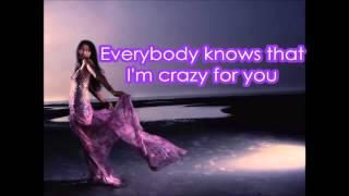 Jadi Milikmu (Crazy) - Anggun C Sasmi
