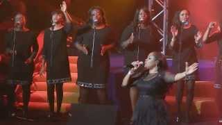 You do Mighty things Sinach Live @ Houston Concert Sept 21,2013