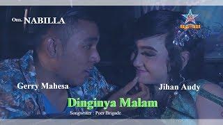 Jihan Audy feat Gerry Mahesa - Dinginya Malam [OFFICIAL] width=