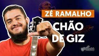 Videoaula Chão de Giz - Zé Ramalho (aula de violão simplificada)