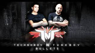 TNT Aka Technoboy 'N' Tuneboy - Bullets (Official Teaser Video)