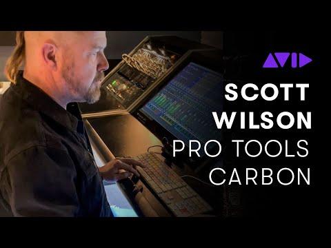 Pro Tools   Carbon — Scott Wilson