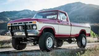 """1977 Ford F250 4WD """"Highboy"""", 1 OWNER, 60K ORIGINAL MILES, 400 V8 MOTOR, $10K INTERIOR & PAINT!!"""