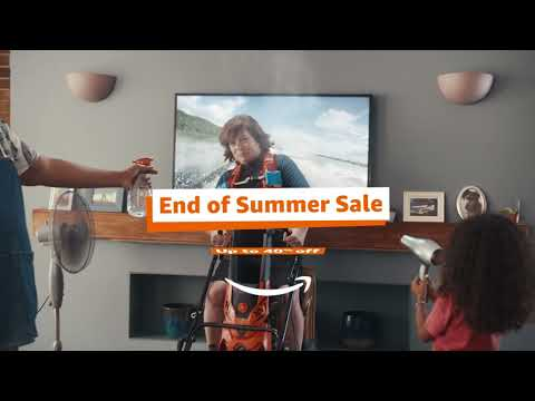 amazon.co.uk & Amazon Voucher Codes video: Discover great deals in the End of Summer Sale