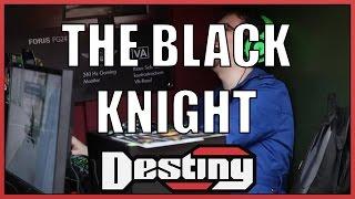 Rap God Destiny - The Black Knight