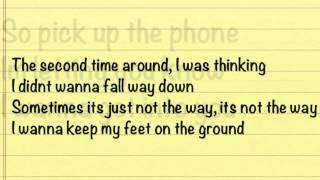Nowhere Fast - Lyrics