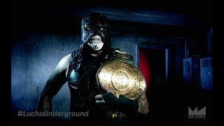 Pentagon Dark lanza un aviso al roster de Lucha Underground