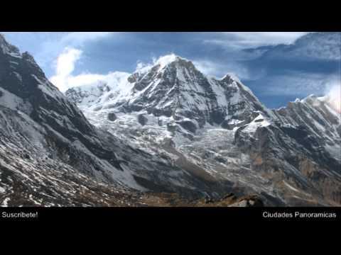 El Himalayas en Nepal