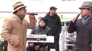 FRATII DE AUR - MARE TALENT ARE FATA - LIVE 100% - AMIRAL MUSIC