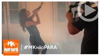 Aline Barros - Bastidores da Gravação da Live Session (#MKnãoPARA)
