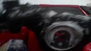 Zimske radosti 2016 Can am 400 i Can am 400 Max Xt