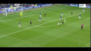 Golazo De Pedro Everton-Chelsea 0-1 -Premier League HD