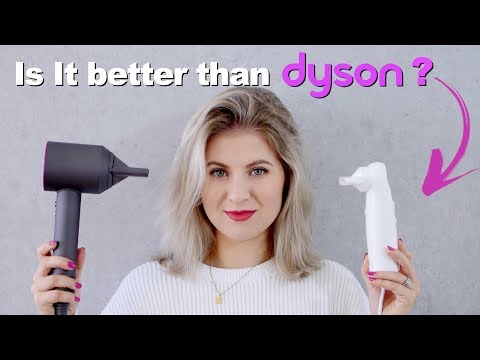 Is It Better Than A Dyson Hair Dryer?! | Milabu