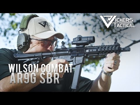 Wilson Combat AR9G SBR