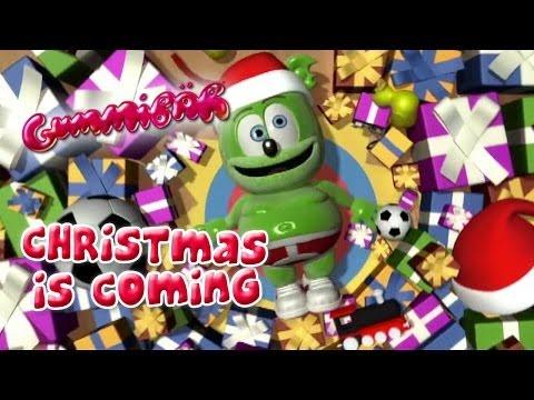 Gummy Bear - Christmas Is Coming - Merry Christmas!