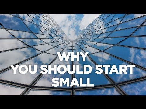 Starting Small in Real Estate - Grant Cardone photo