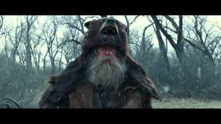 Bear Man from True Grit