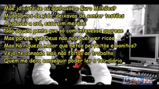 Don Nuno - Mãe (Letra)