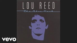 Lou Reed - The Gun (audio)