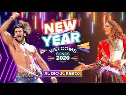 Welcome 2020 - New Year Special Bollywood Party Mix | Eros Now