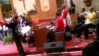 Wanda Nero Butler @  Spencer Ellis Church .