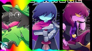 DELTARUNE - Rude Buster Remix (Battle Theme)