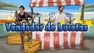 VENDEDOR DE BUCETAS (ARY TOLEDO) - REPERTÓRIO DUKA7 #3 ♫