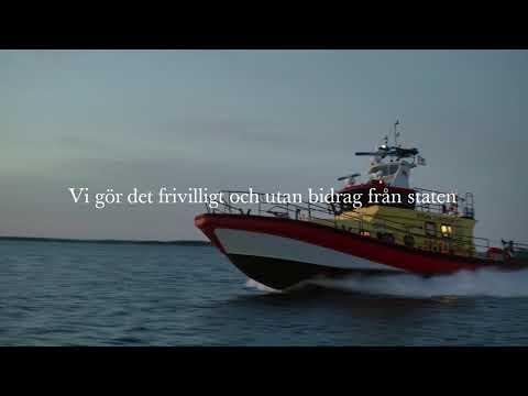 Vi är en ideell förening som räddar liv till sjöss
