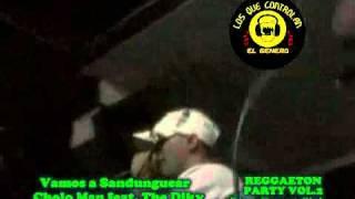 Cholo Man feat The Diky  Vamos a Sandunguear
