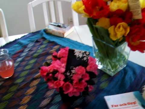 Blommor och böcker .AVI