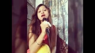 Let me love u+Ab tum hi ho..english hindi mix by shikha😊