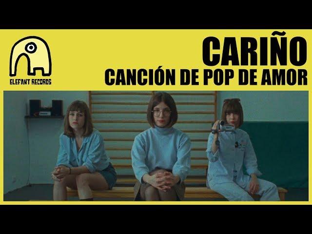 Cariño- Canción de pop de amor