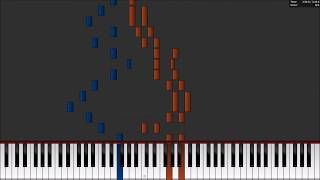 Shinitai-chan/Miss Wanna Die Piano Tutorial SHEETS + MIDI