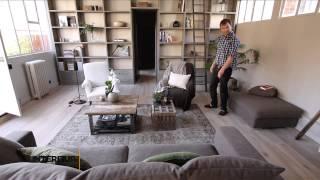 Relooking : David Gaillard transforme un atelier