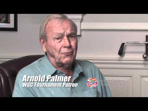 2011 South Africa World Golfer's Championship – Arnold Palmer Welcome