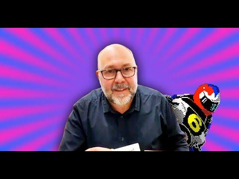 Jorge Granados desprecinta uno de sus juegos para Spectrum Sito Pons 30 años después
