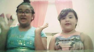 Hot Cheetos challenge (AAV dance productions feat. Ma sister)