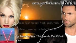 Maroon 5 Ft. Gwen Stefani - My Heart Is Open HD Video Subtitulado Español English Lyrics