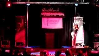 Stefanie at Head Over Heels Spring Showcase