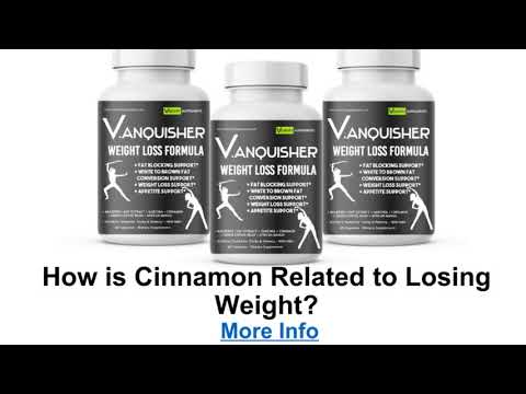 V.ANQUISHER  -  Cinnamon Weight Loss Benefits
