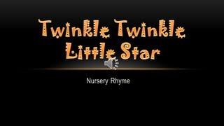 Twinkle Twinkle - Powerpoint Karaoke